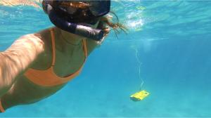 水中ドローン GLADIUS mini 使用イメージ
