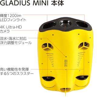 GRADIUS mini本体